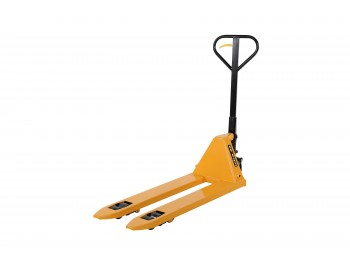 Kahvelkäru HPT-V 2000kg, 450x1150mm B/P Kollane