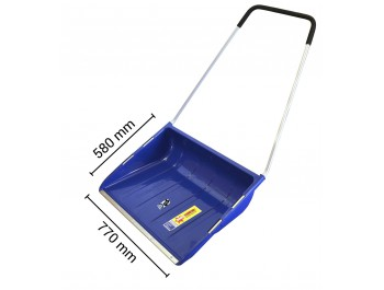 plastik lumekühvel 770x580 mm